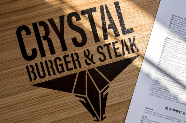 Crystal Burger and Steak